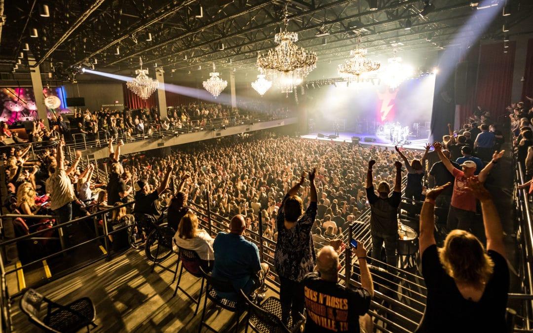 Live Nation va revoir à la baisse les contrats des artistes en 2021