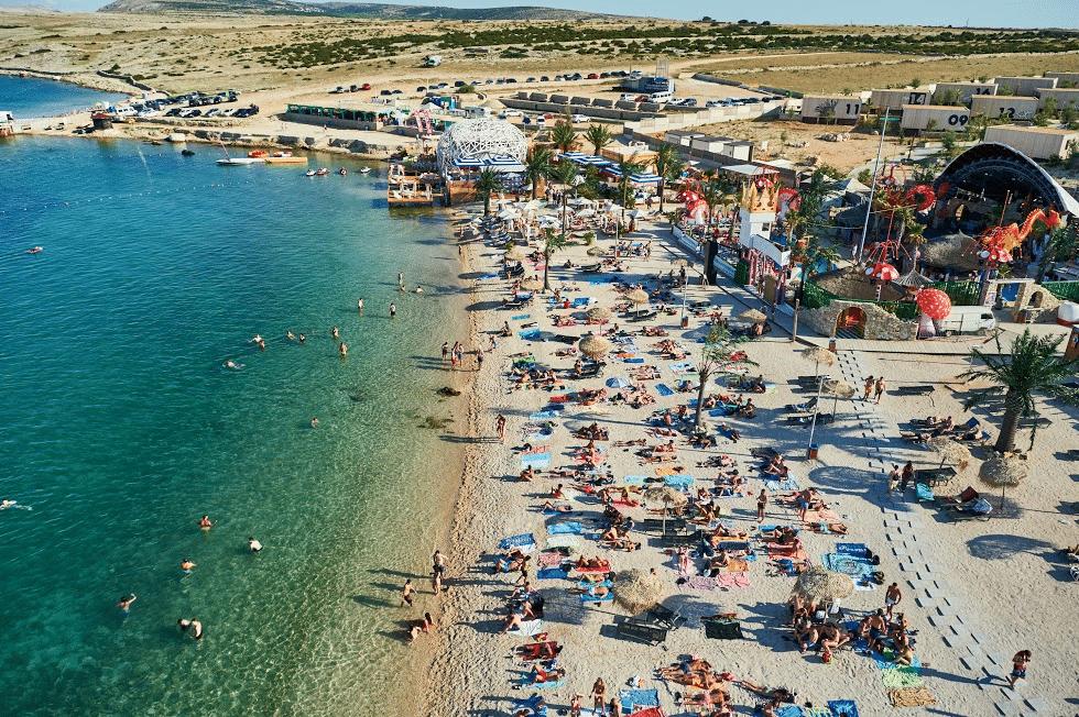 La première édition du BSH Island aura lieu cet été sur la plage de Croatie