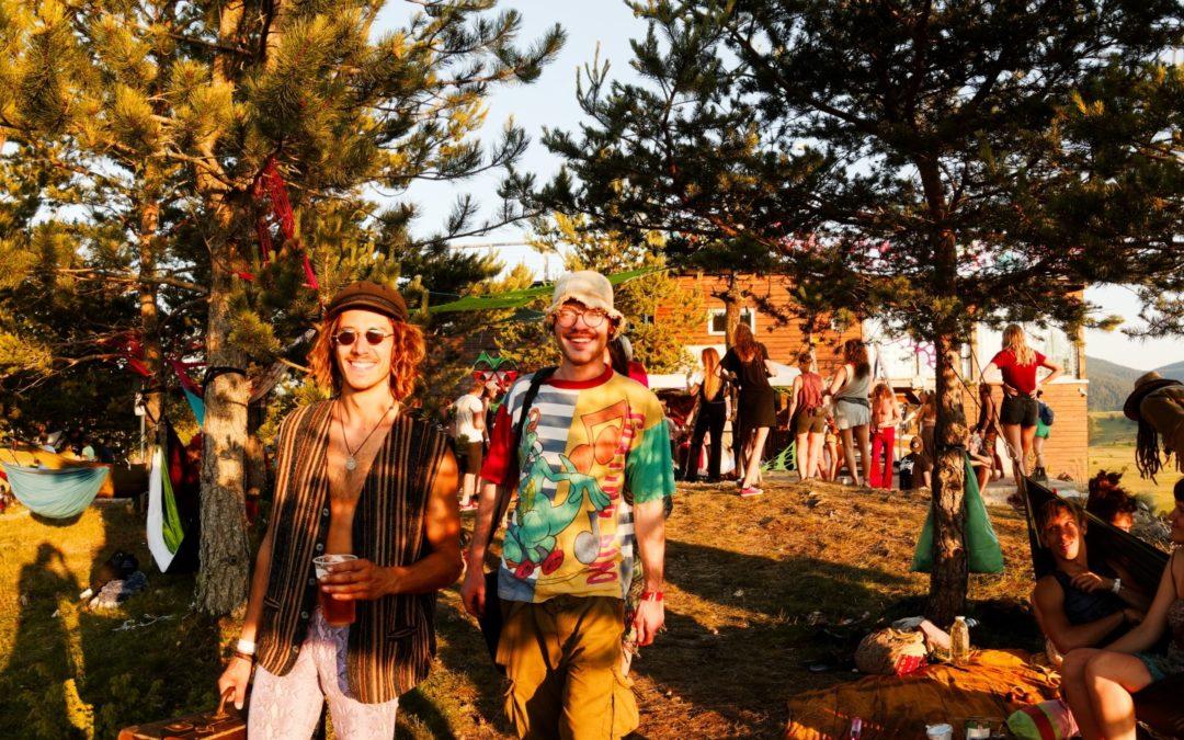 Le Mystic Mountain Festival a rassemblé 400 amoureux de trance dans les montagnes croates