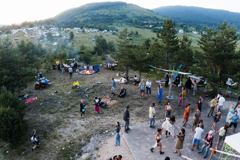 Photo du Mystic Moutain Festival