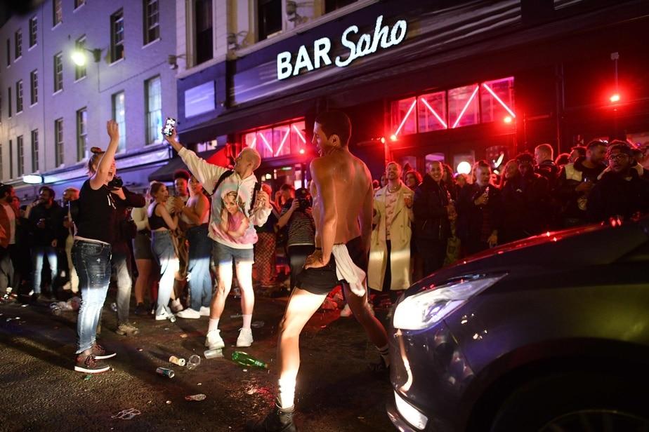 'Super Saturday' : l'Angleterre a rouvert ses 53 000 pubs le week-end dernier