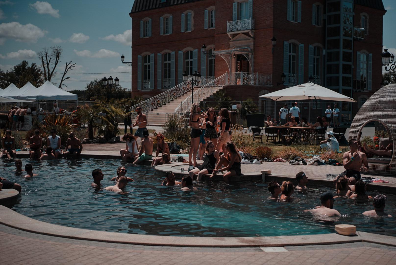Photo de la piscine