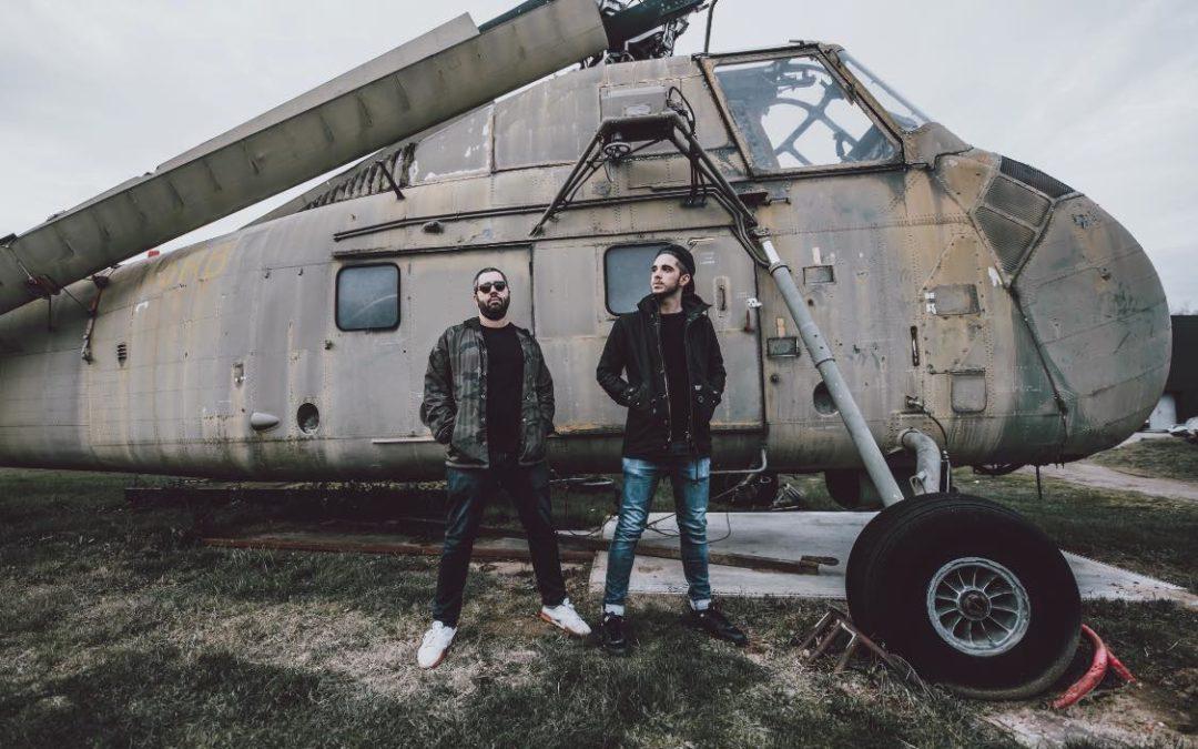 SQWAD : le duo toulousain s'impose sur le label UKF avec un banger bass house