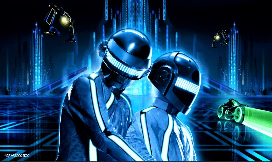 La bande originale de Tron 3 pourrait être signée par les Daft Punk