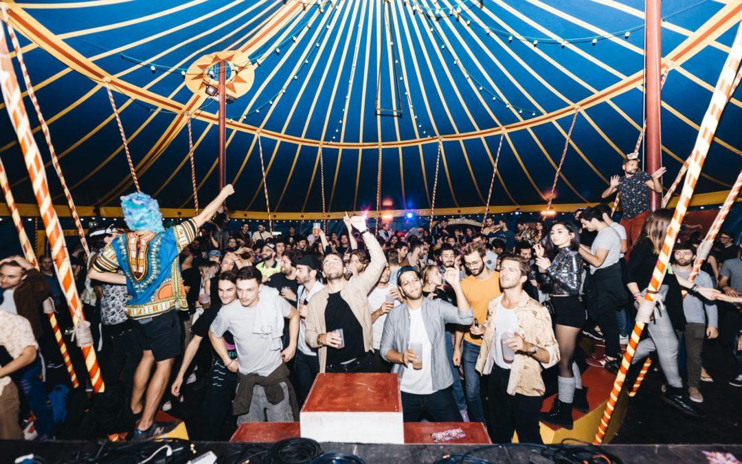 Un festival house en immersion dans un cirque s'installe à Paris à la rentrée
