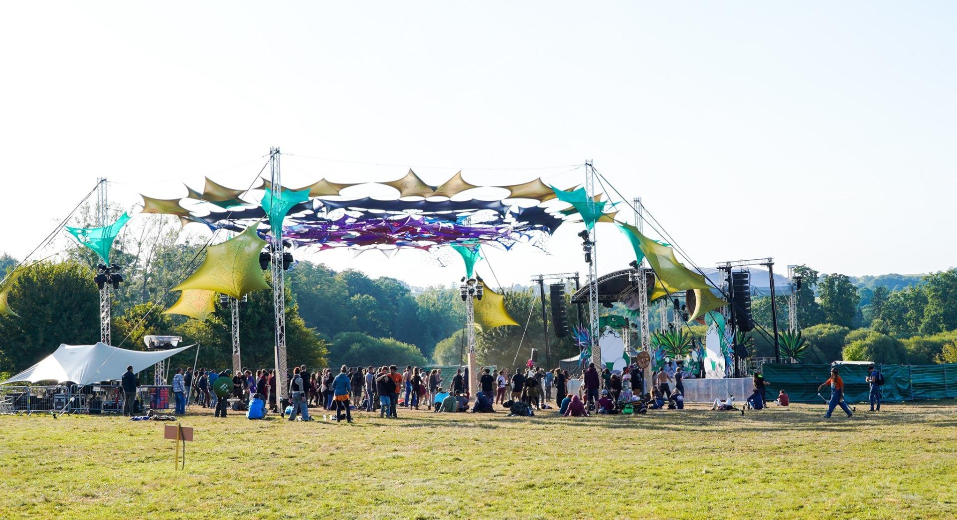 Photo de l'EDC festival