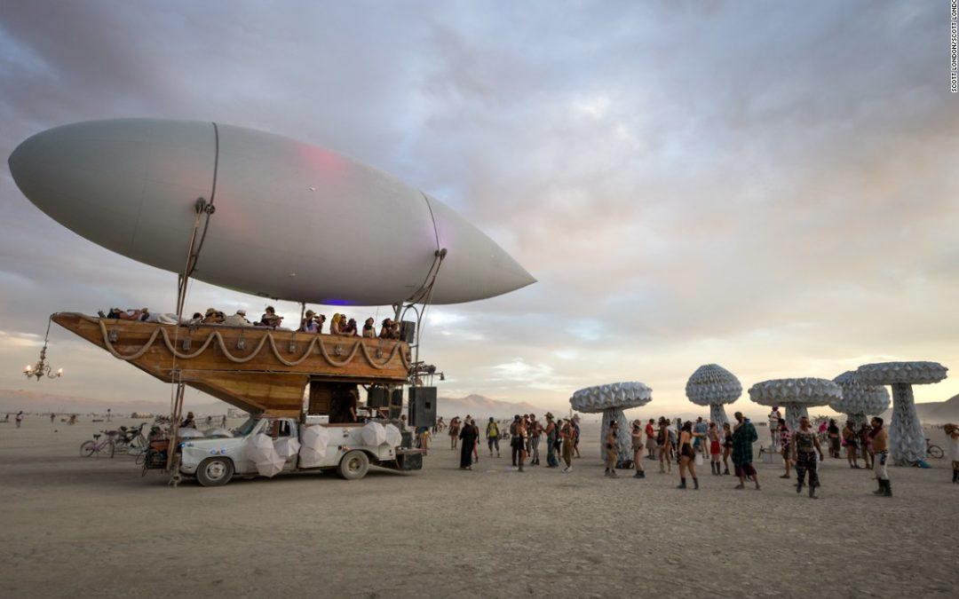 Le teaser du documentaire sur le Burning Man vient de sortir