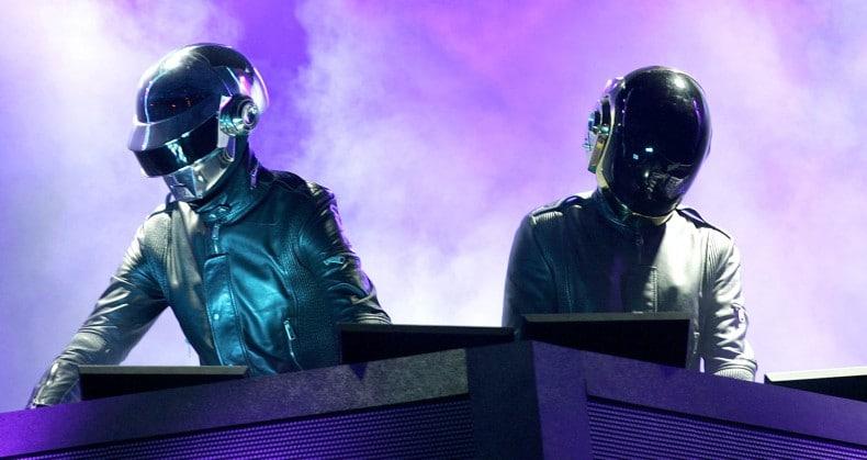 À voir : une vidéo complète d'un concert des Daft Punk en 2007 fait surface