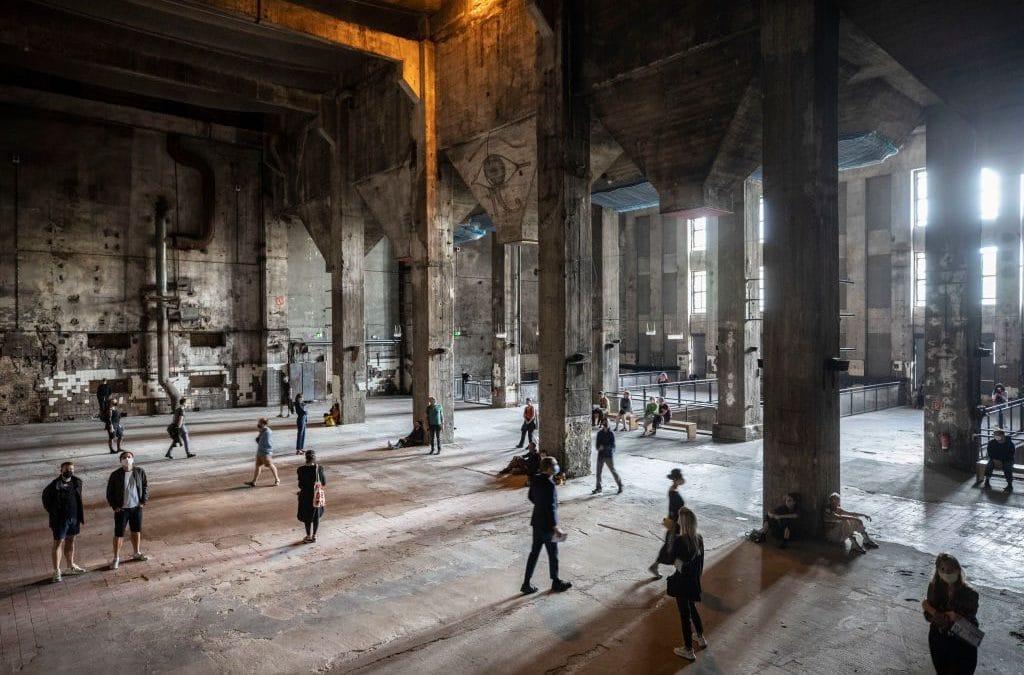 Le mythique Berghain rouvre ses portes en tant que galerie d'art en septembre