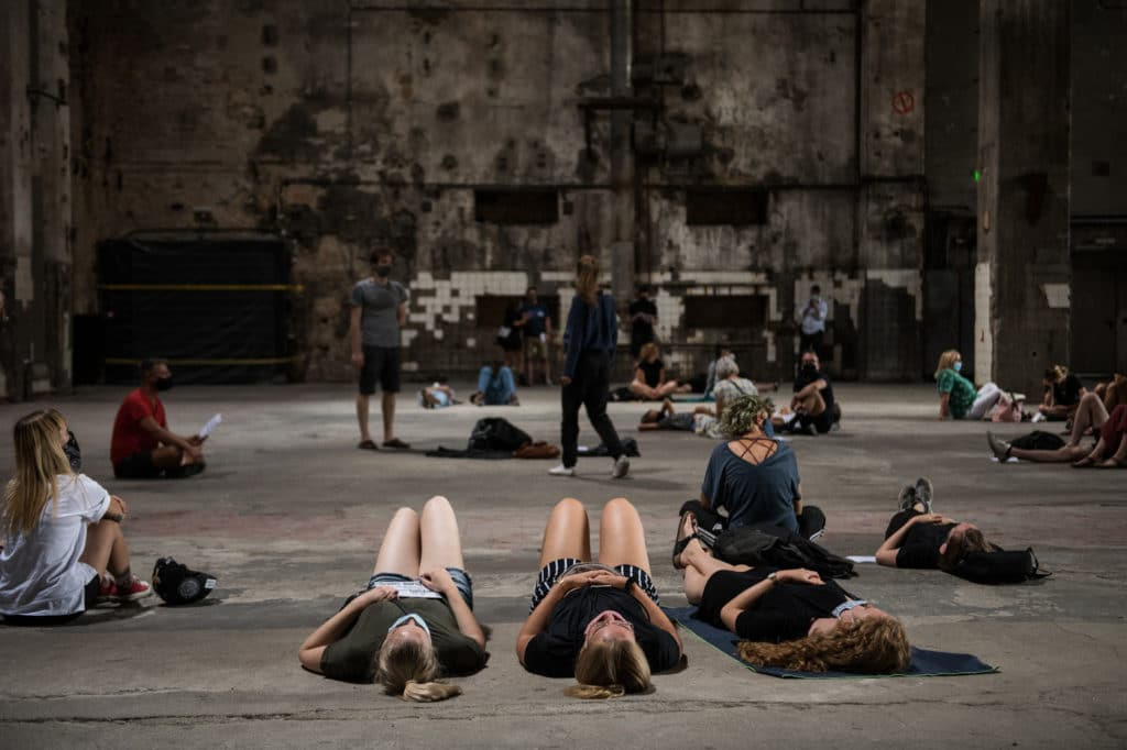 Exposition sonore au Berghain
