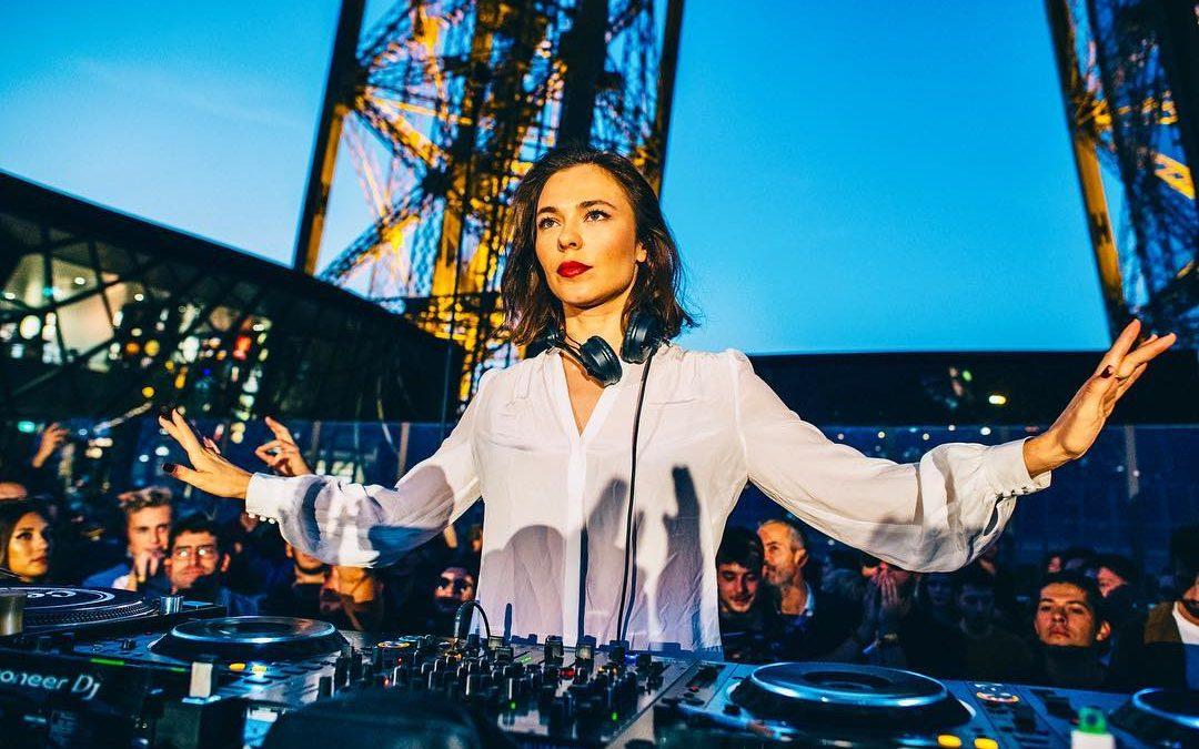 Nina Kraviz est de retour à Paris sur le toit du Centre Pompidou