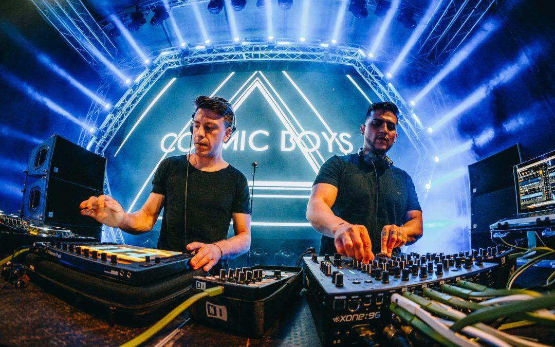 Les Cosmic Boys lancent une résidence de livestream au Dieze Warehouse de Montpellier