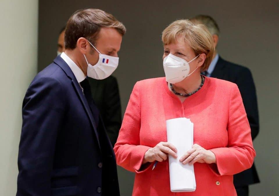 L'Allemagne et la France optent pour un reconfinement jusqu'à décembre
