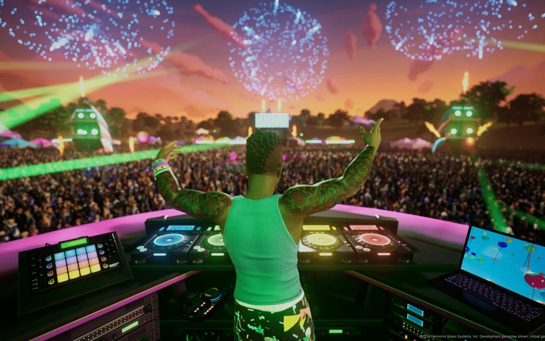 FUSER : le nouveau jeu vidéo pour devenir un DJ international depuis son canapé