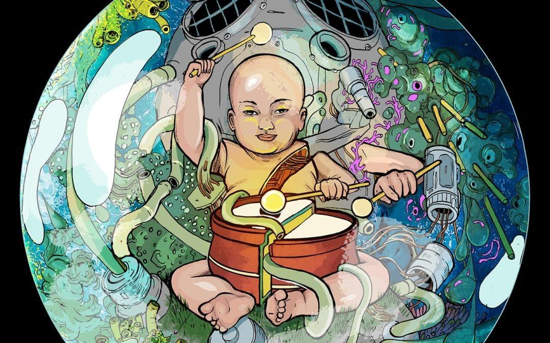 U·Baba Vol.1 : la première compil' planante de 4 amis entre ambient et electronica