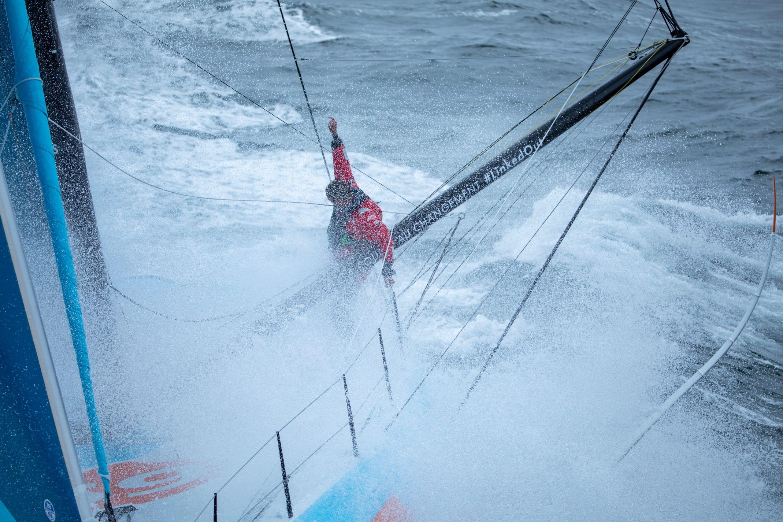 photo du voilier de thomas ruyant