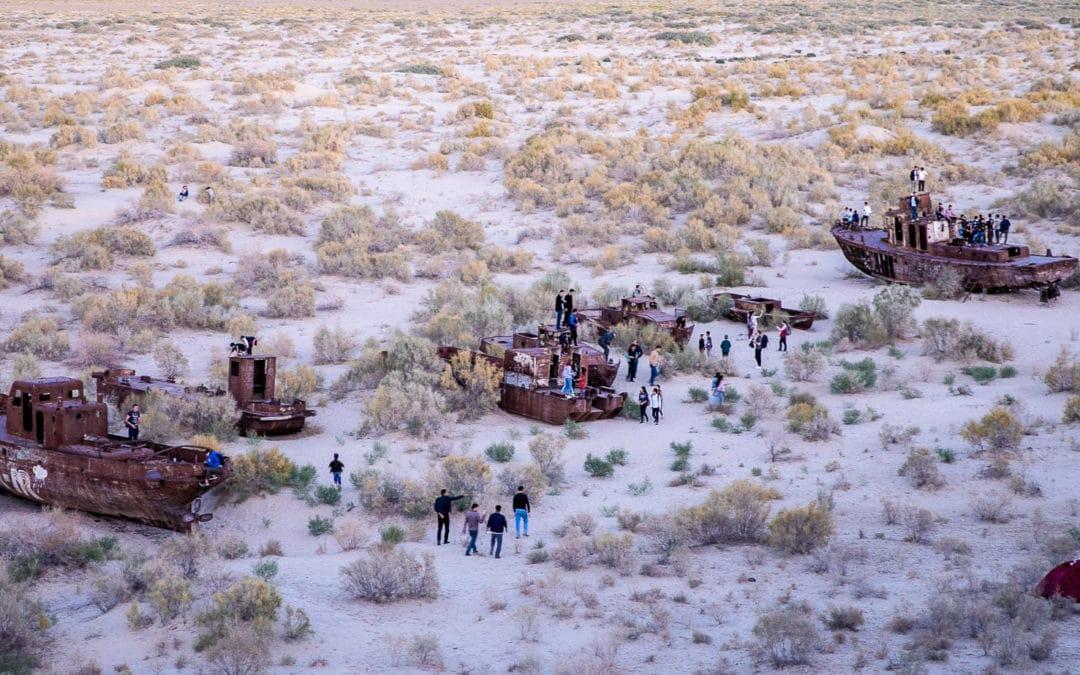 À voir : un documentaire sur le premier festival électro en Ouzbékistan