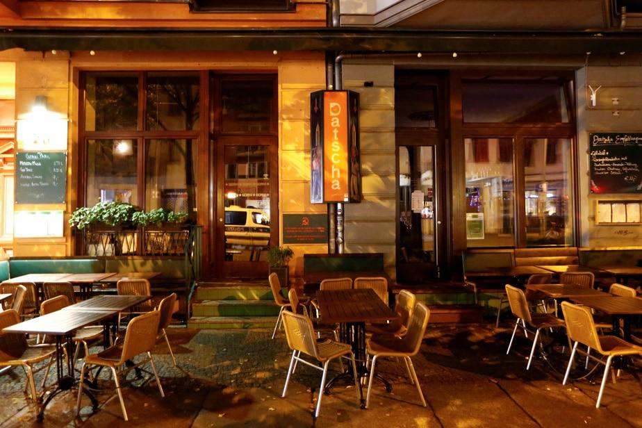 Le tribunal de Berlin annule le couvre-feu imposé à 11 bars et restaurants