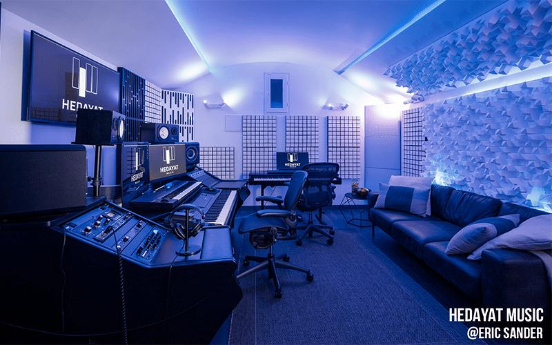 Hobbymood : la plateforme qui répertorie les studios d'enregistrement, danse ou photo