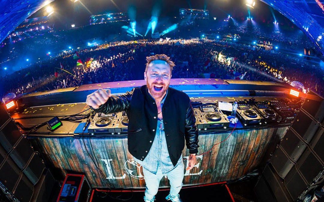 Record : le DJ David Guetta est resté 12 années consécutives dans le Top40 hollandais
