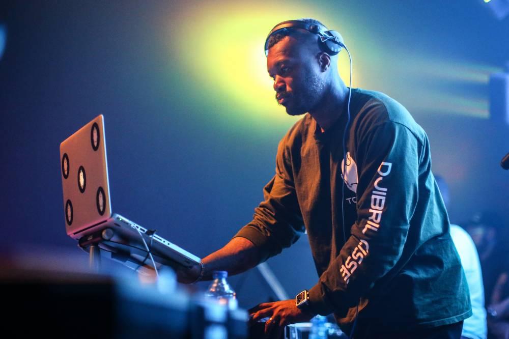 A (re)voir : le DJ set de Djibril Cissé sur les ondes de Rinse France