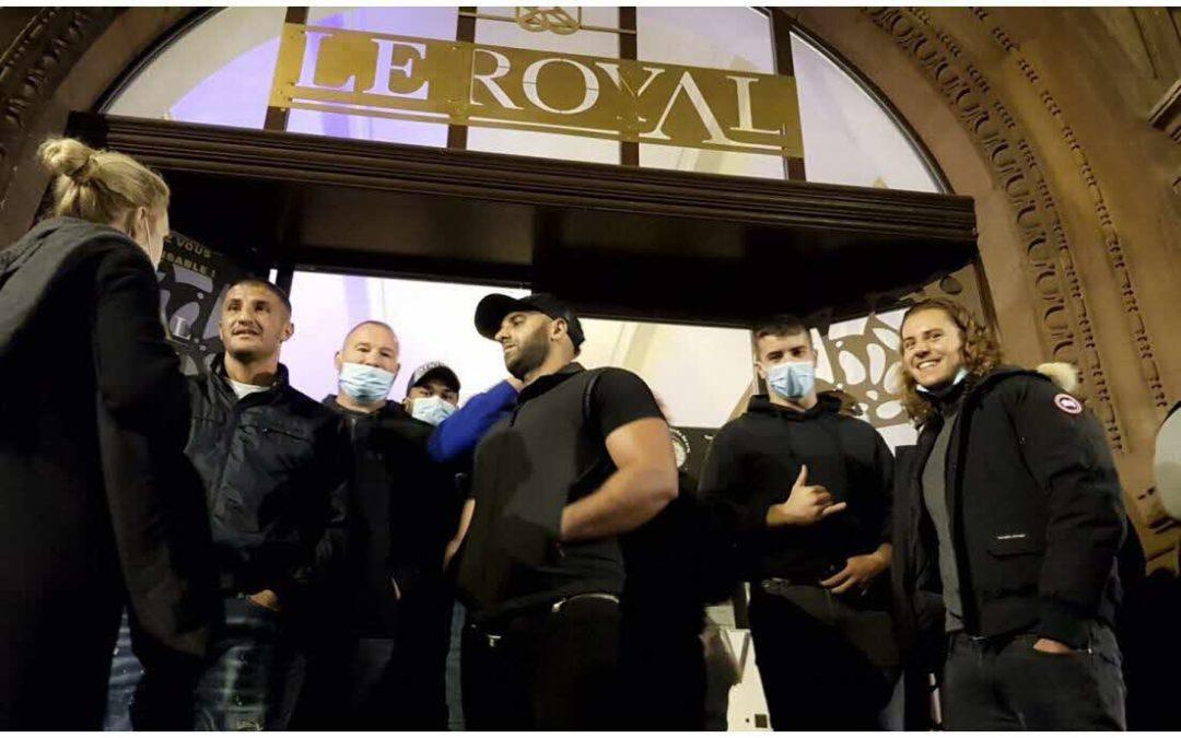 Metz : des gérants de discothèques en colère font blocus devant une soirée étudiante