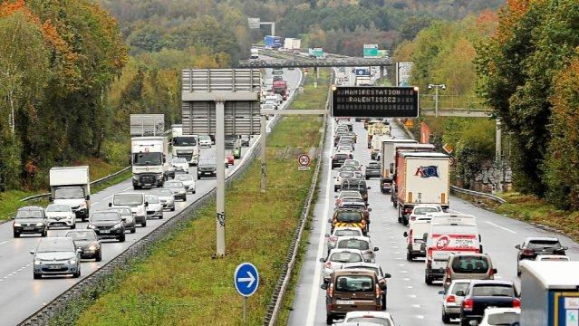 embouteillages_manifestation