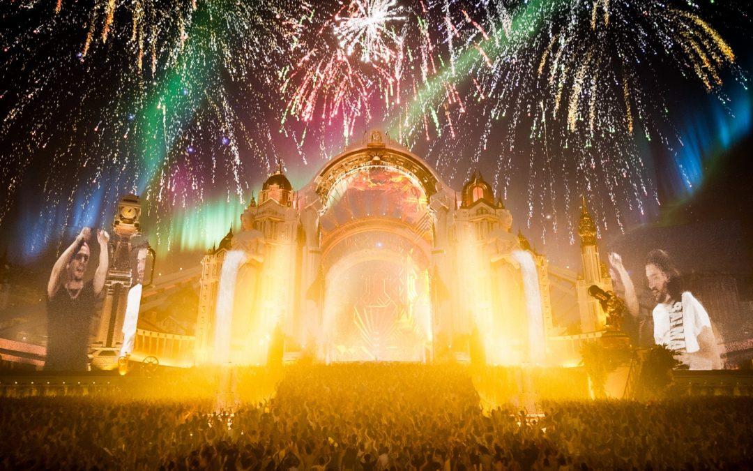 Tomorrowland organise un nouveau festival digital pour le Nouvel An