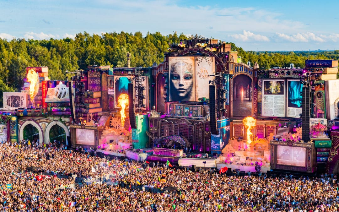 À voir : Tomorrowland dévoile un documentaire sur son festival 'Around The World'