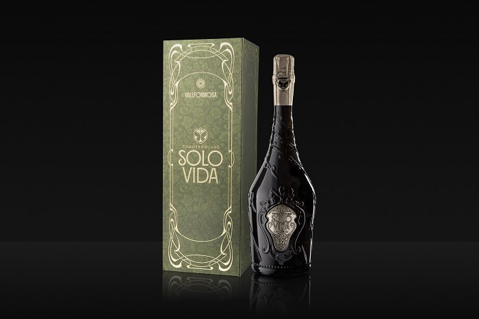'Solo Vida' : Tomorrowland lance son propre vin fruité et pétillant
