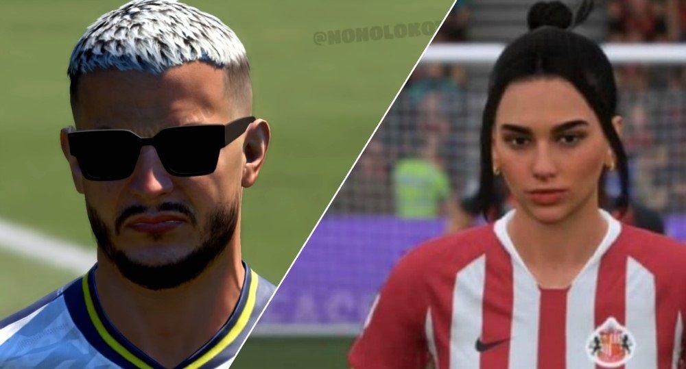 Il est désormais possible de jouer DJ Snake, Diplo ou Dua Lipa dans FIFA 21