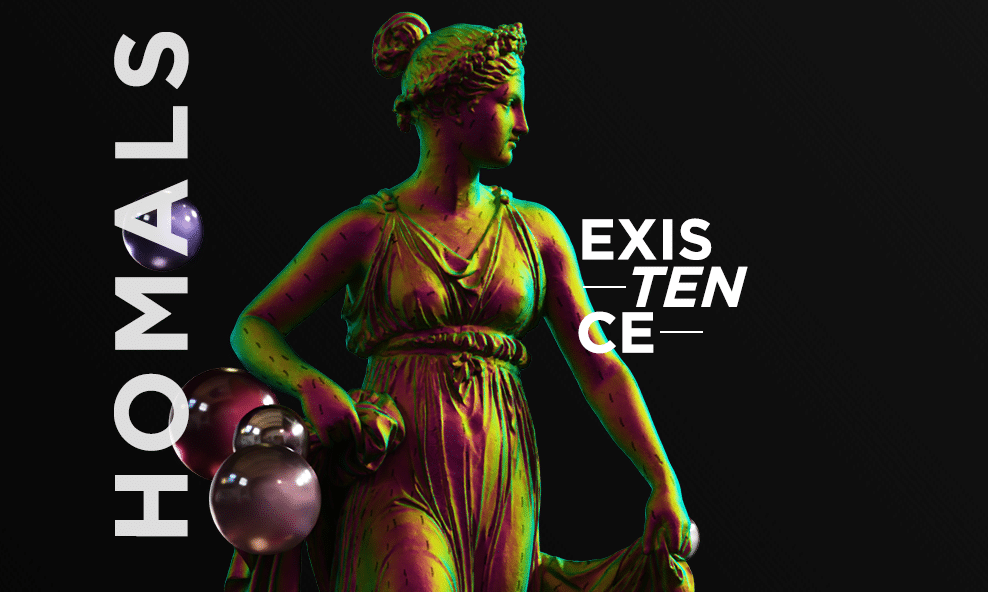 Cover EP Existence