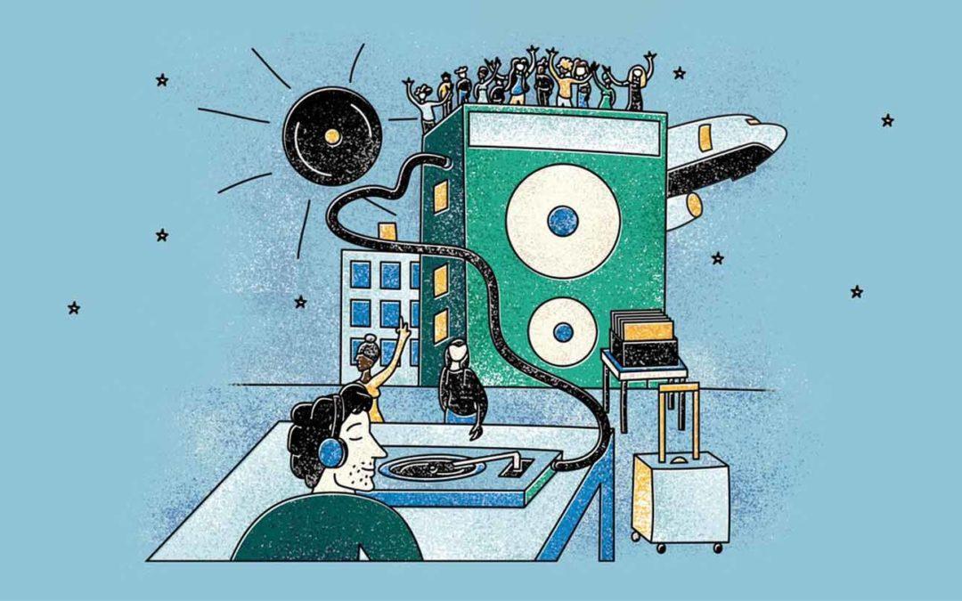 À écouter : Arte Radio dévoile une série de podcasts sur le quotidien des DJs