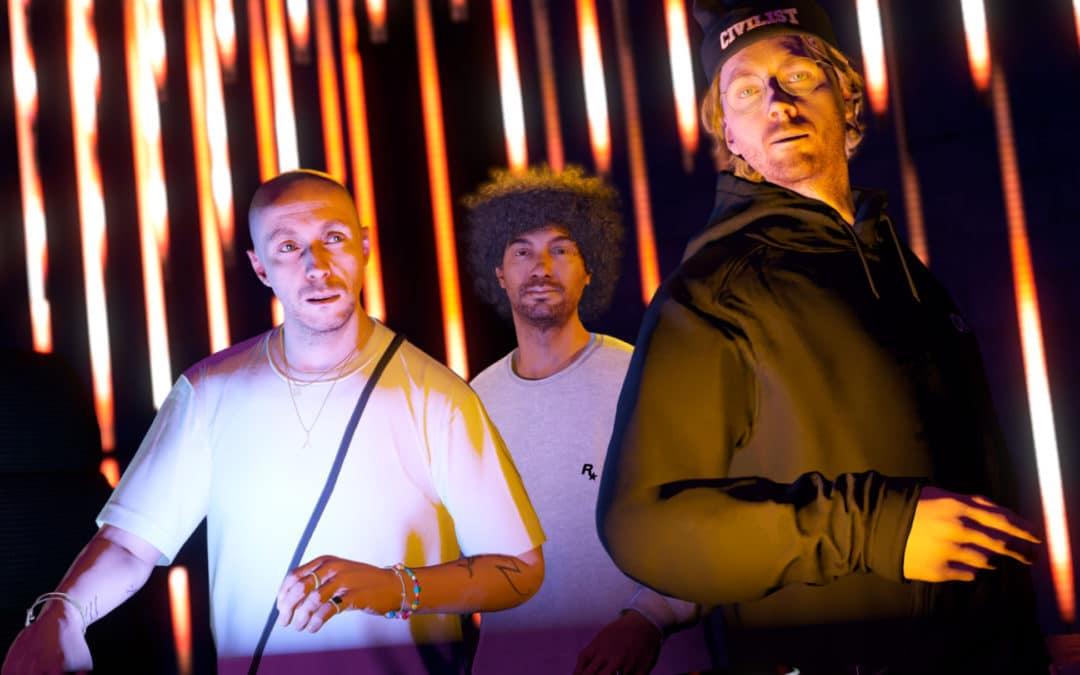 Moodymann, Palm Trax et Keinemusik débarquent dans les clubs de GTA V