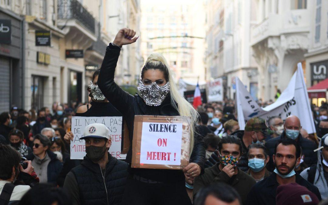 Le secteur de la culture manifeste dans toute la France ce mardi 15 décembre