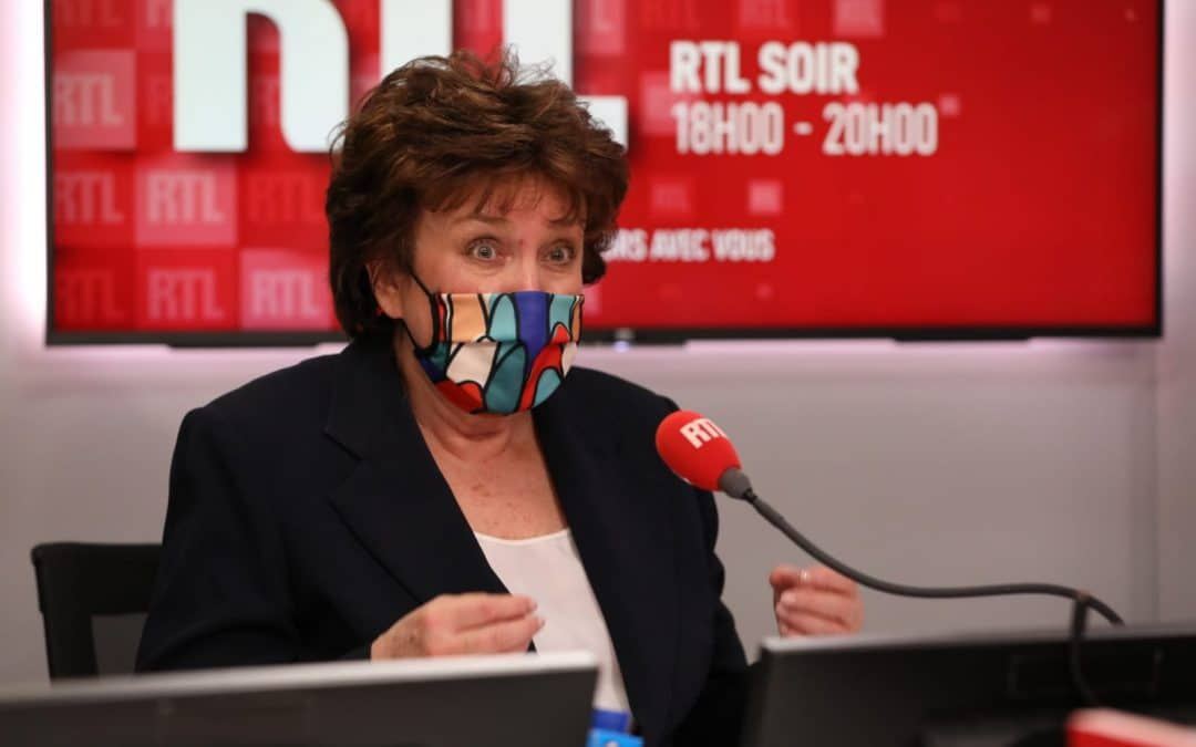 """""""On va aller dans les festivals cet été"""" garantit Roselyne Bachelot au micro de RTL"""