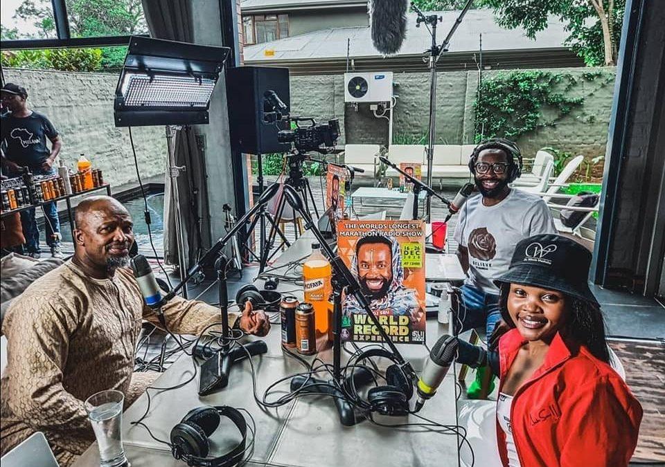 Afrique du Sud : le record mondial de la plus longue émission radio a été battu