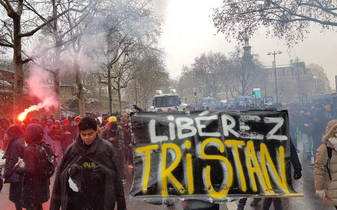 Tristan, l'organisateur présumé de la rave party de Lieuron, a enfin été libéré