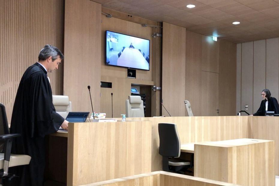 Photo du tribunal de Béziers