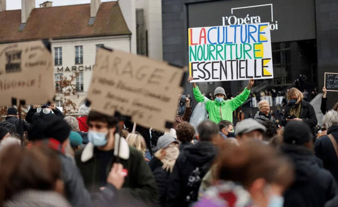 Culture4Liberty : l'appel des artistes et collectifs à manifester pour la culture samedi