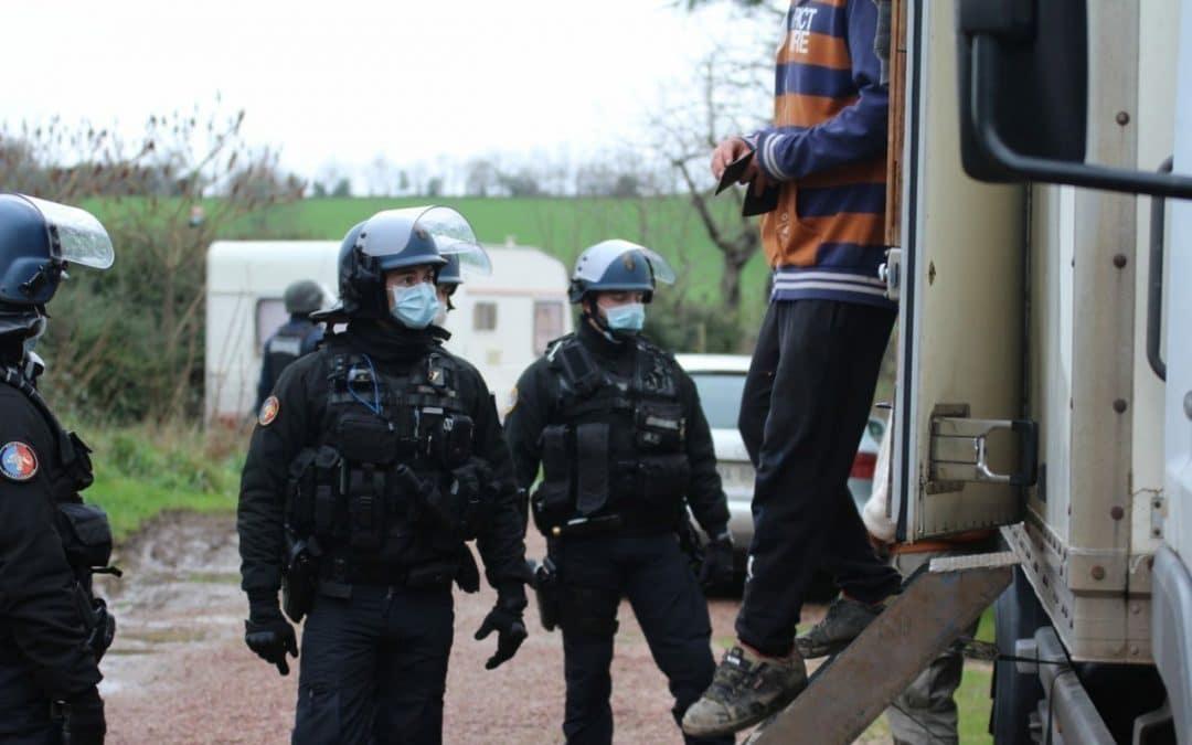 Free party en Ille-et-Vilaine : cinq nouvelles personnes interpellées