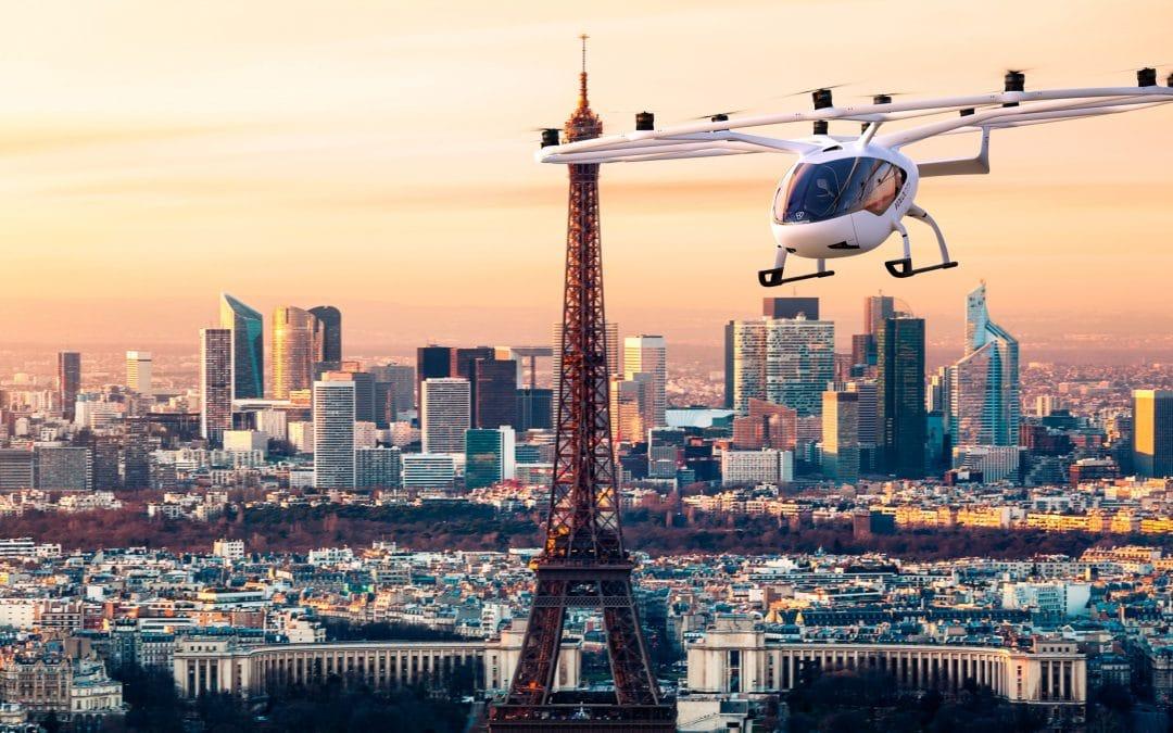Les taxis volants seront testés en France en juin prochain et commercialisés dès 2030