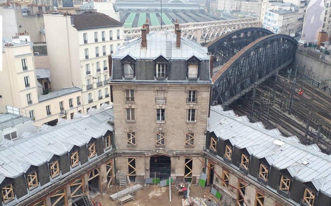 Paris : une ancienne caserne de pompiers sera réhabilitée en club d'ici l'été 2021