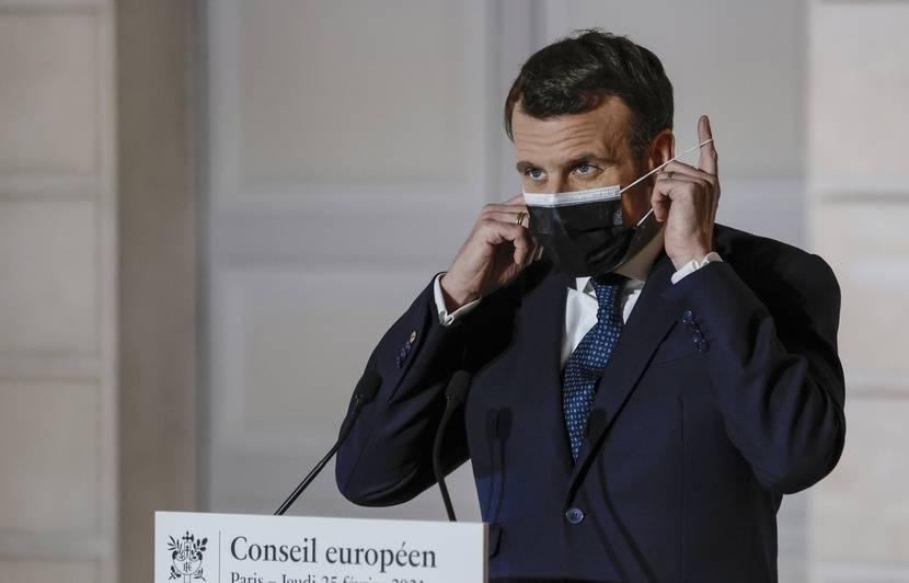 E. Macron souhaite créer un «pass sanitaire» pour faciliter la réouverture des lieux culturels
