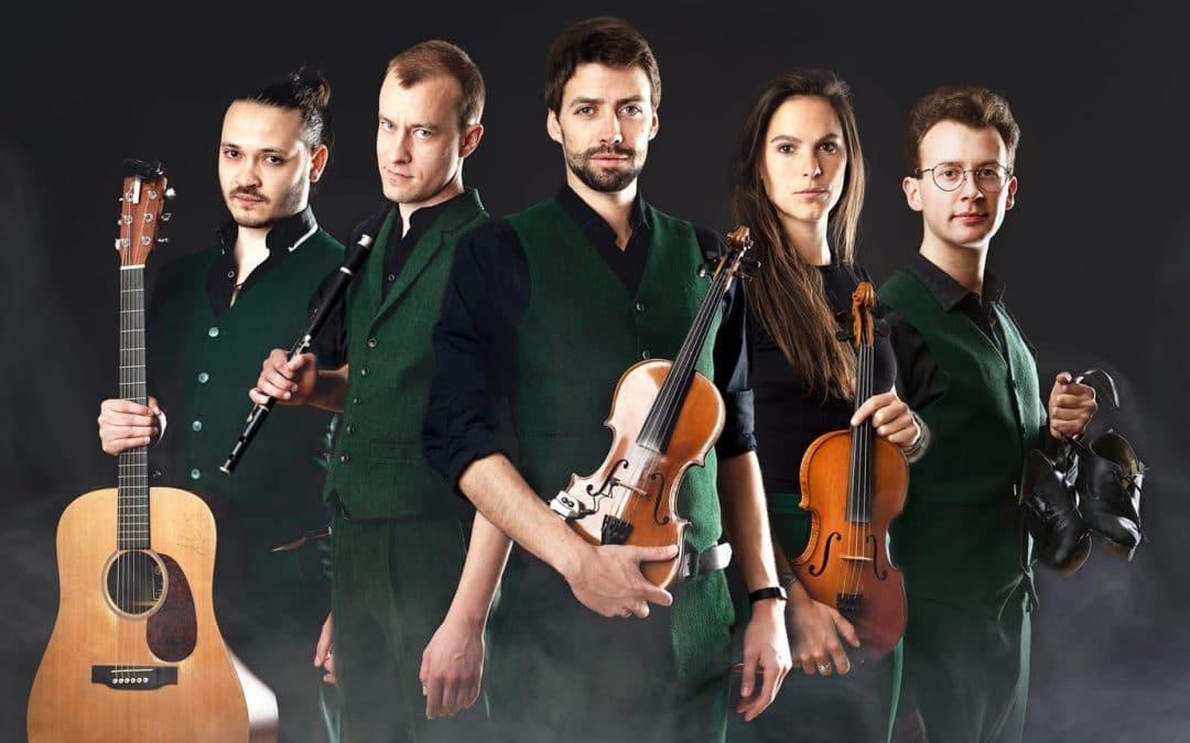 Green Lads : le groupe breton mélange tradition irlandaise et électro dans leur nouvel album