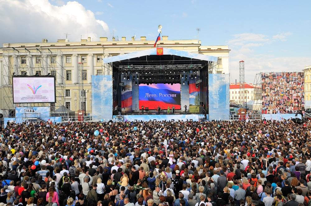 Russie : les concerts sont autorisés, sans restrictions de capacité maximale pour certaines régions