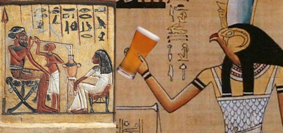 Des archéologues ont découvert la plus vieille brasserie du monde en Égypte