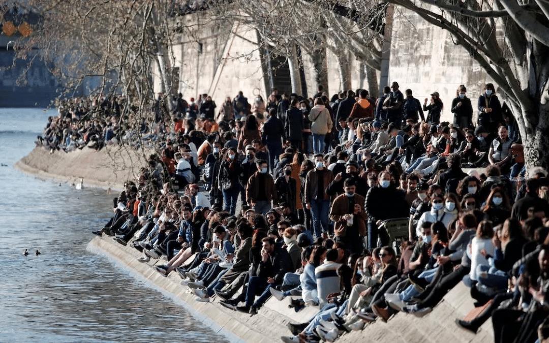 Les rassemblements de 6 personnes en extérieur interdits sur tout le territoire