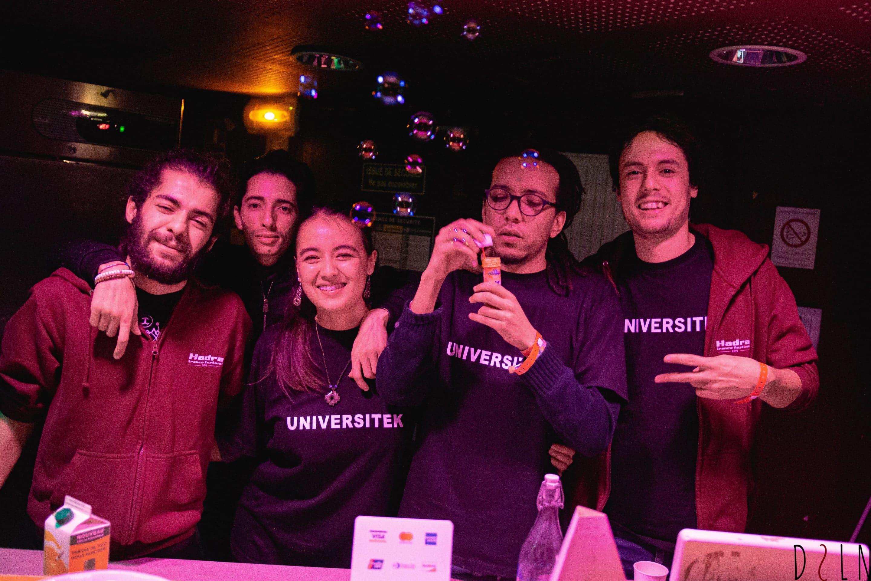 Photo des formateurs Universitek