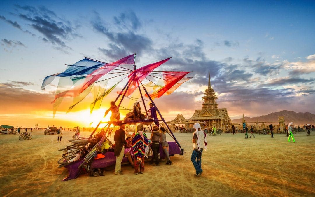 Le festival Burning Man dévoile le thème de son édition 2021 : Terra Incognita